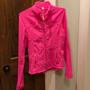 Bright Pink Lulu Jacket
